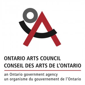 I would like to thank the OAC (Ontario Arts Council) for the grant I received in 2018. I'm very lucky to live in a province that supports artists so profoundly! I was able to dedicate significant time to paintings thanks to their support.